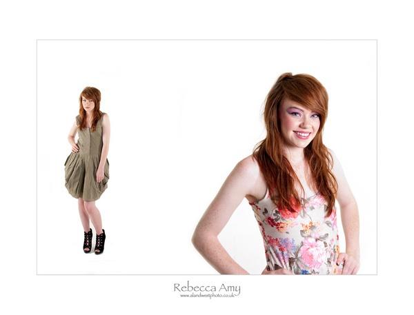 Rebecca Amy by alanDwest