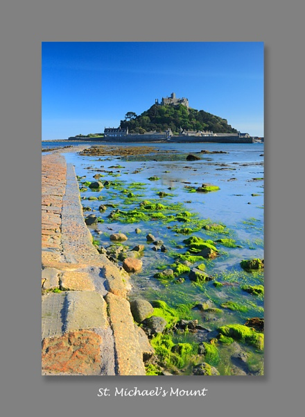 St Michael\'s Mount by onewildworld