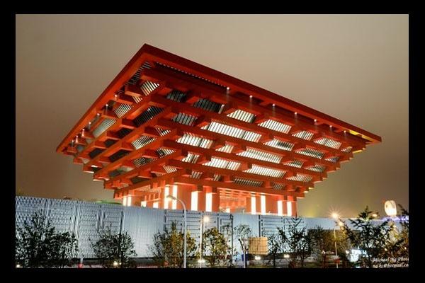 Shanghai Pavillion by kcng