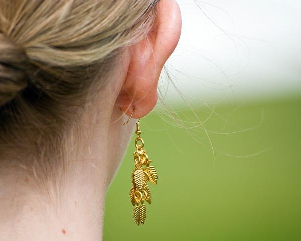 Earring by franken