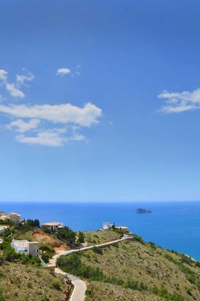 Costa Blanca by Gillspam