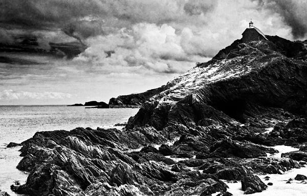 ilfracombe coast by ashminder