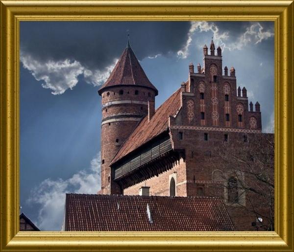 Olsztyn Castle Poland by aazzaa