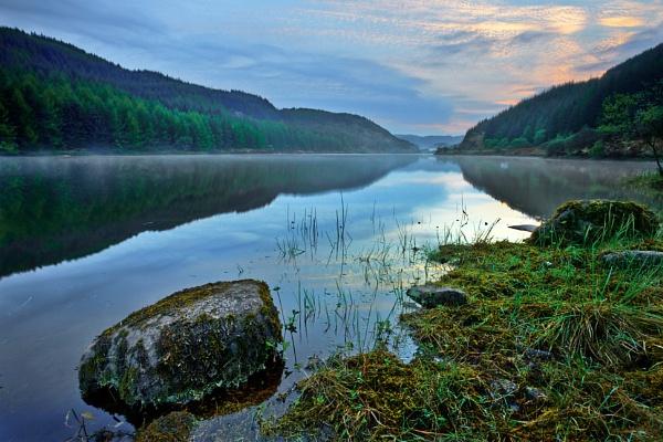 Loch Drumnean II by munchonu