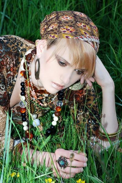 Gypsy Nicola by claremartin