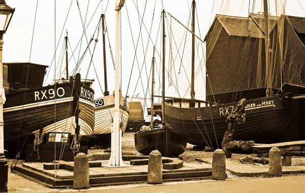 Boats by heids