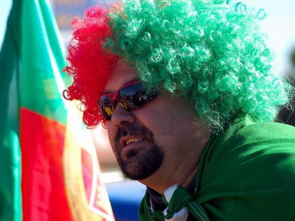 Portugal Fan 2 by doolittle