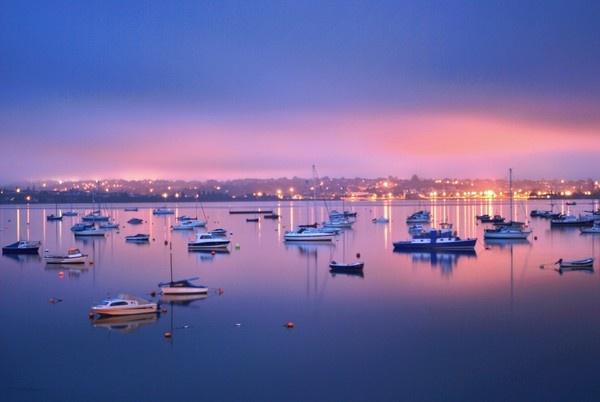 Yacht Moorings by justpat10