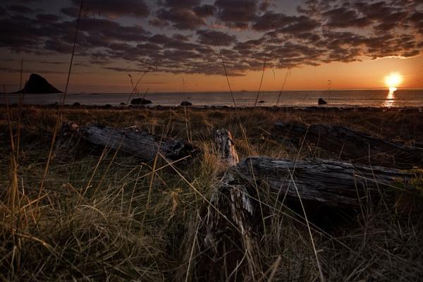 Sunset by bjornval