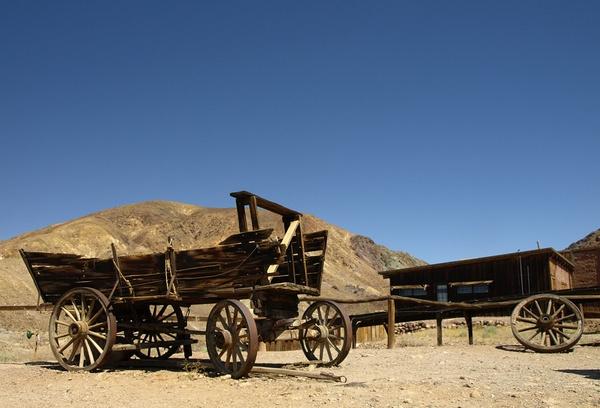 Wagon by Almac1961
