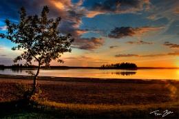 Elk Island, Alberta, Canada