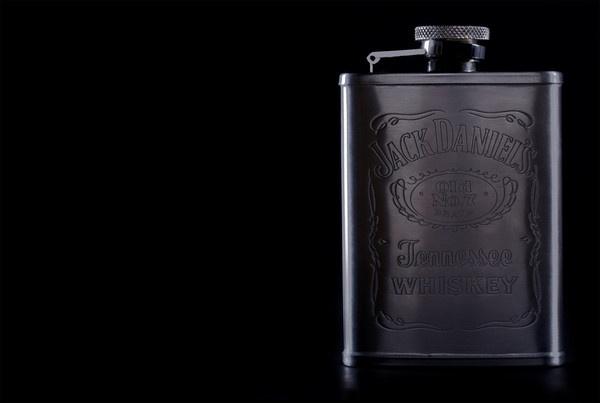 Jack Daniels Bottle by nicola20