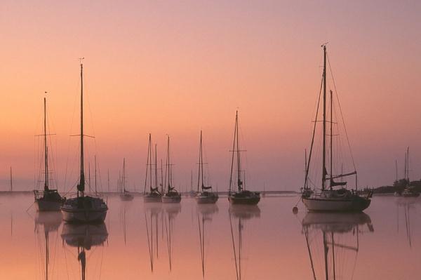 Before sunrise by Amanita05