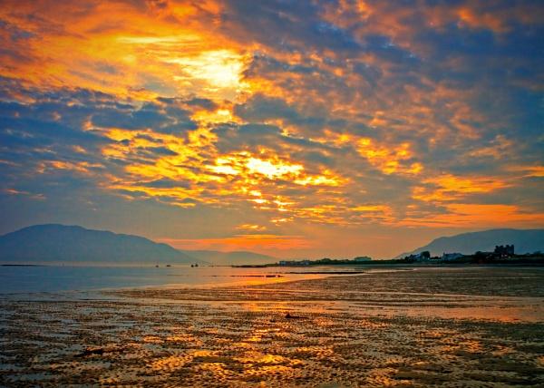 Evening Glow by Porthos