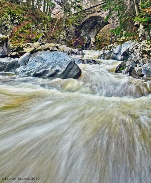Bruar Falls by stuinperth