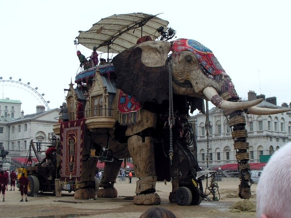 London elephant by steve263