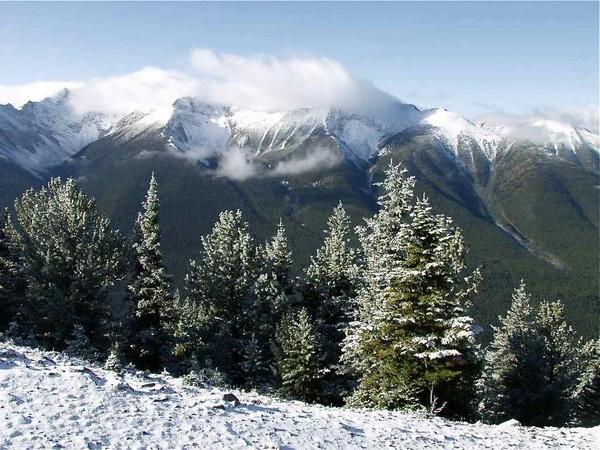 The Rockies by Ken_Dickson