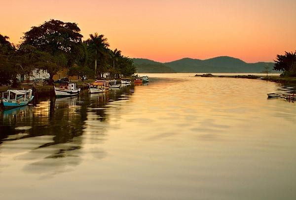 Paraty, RJ Brazil by luizdasilva