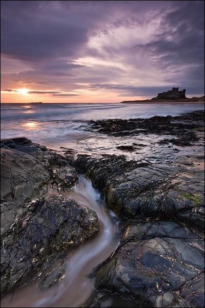Castle Dawn by brm