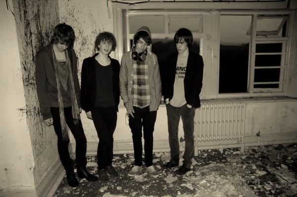Arcadian Days band, promotional photos. by kilo watt