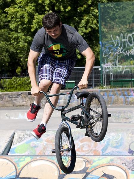 BMX JUMP by 007peter