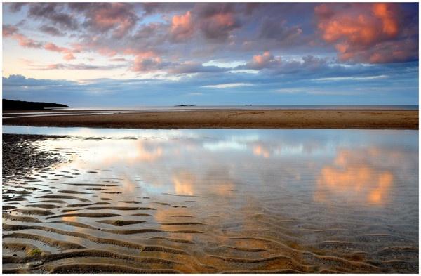 On Lligwy beach by Alfoto