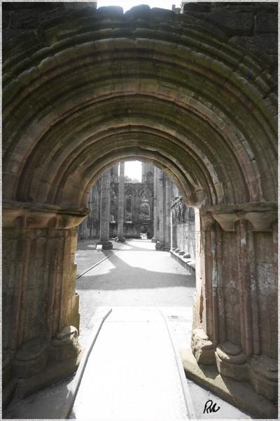 Archway by Doglet