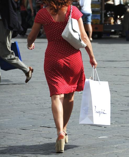 Rosso della Firenze by Strobe