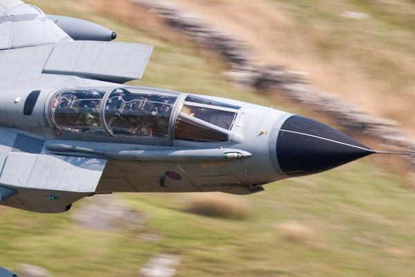 Tornado GR4 office by chompy9043