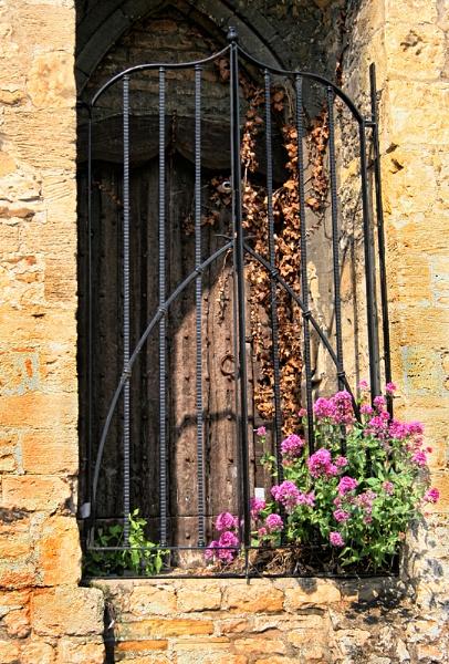Gate in the Wall by GordonLack