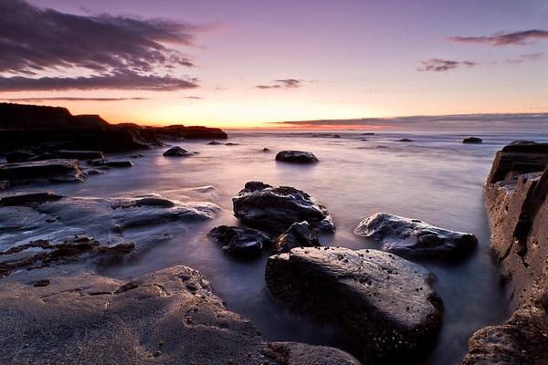 Saltwick on the Rocks by kenraw