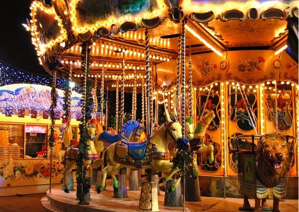 carousel by LisaWhelan26