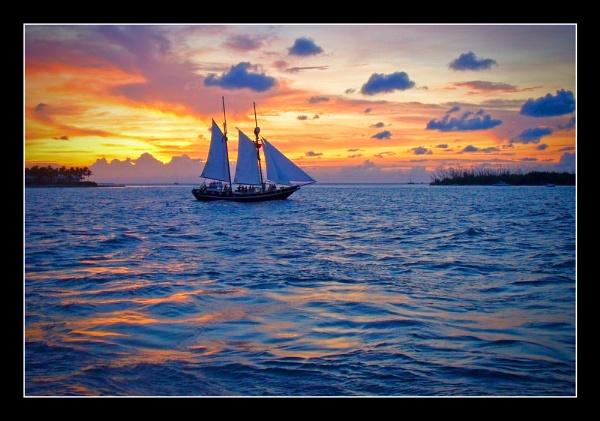 Evening Cruise by Porthos