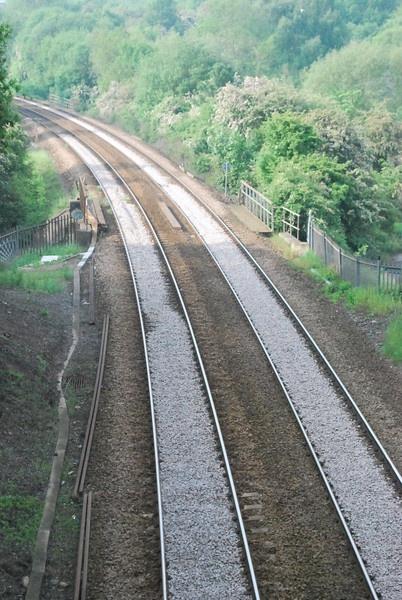 Train tracks by mrfmilo