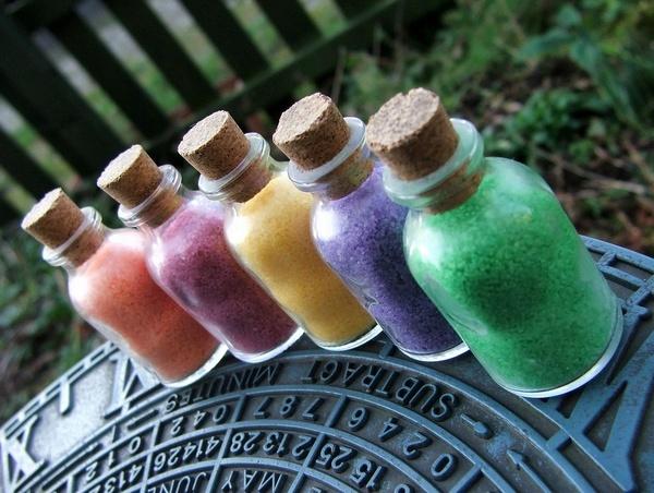 Bottled Rainbow by Focus_Pocus