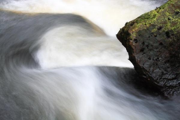 padley gorge lone rock by johnflindt