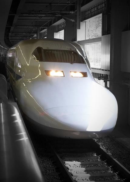 Shinkansen - Bullet by GPTek
