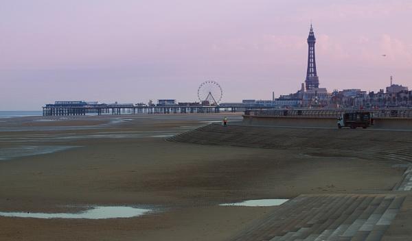 Good Morning Blackpool by chensuriashi