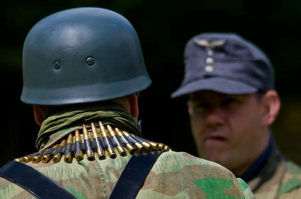 German Soldiers by Zydeco_Joe