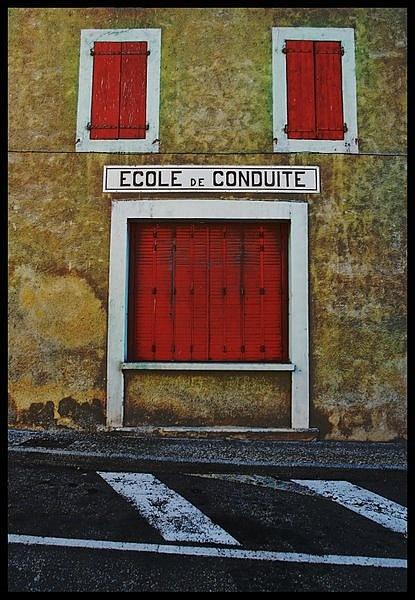 L\'ecole de conduite by 66tricky