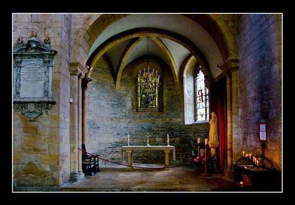 Lady Chapel by dven