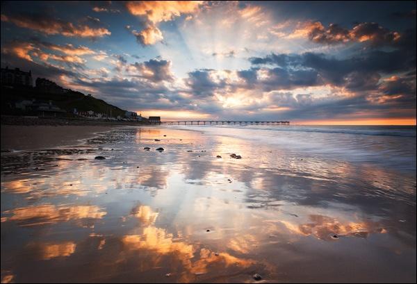Wet Sand by LeighRebecca