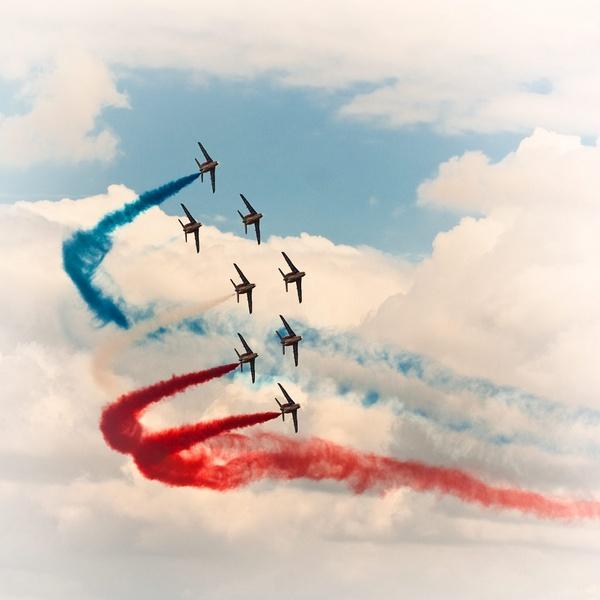 Aerobatics 4 by WilliamRoar