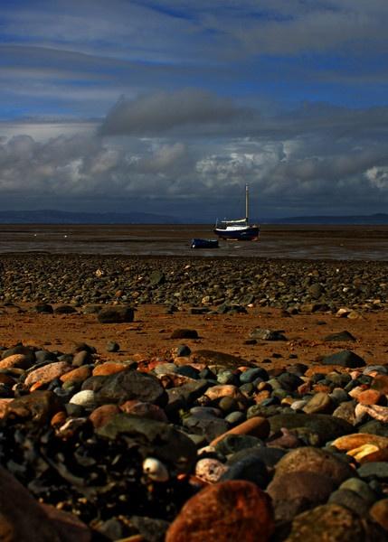 Morecambe Bay by limafish