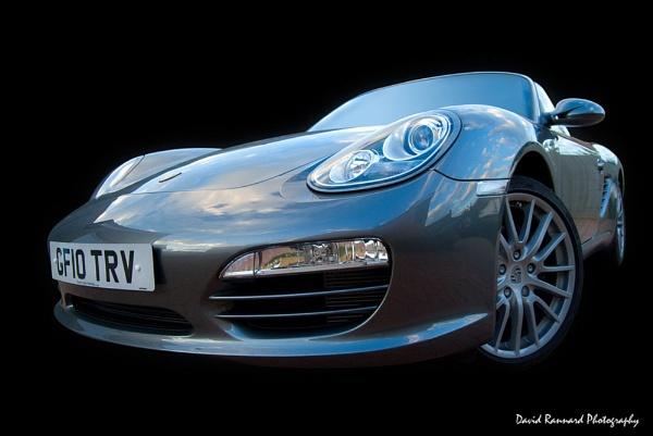 Porsche Boxster by SugarDJ