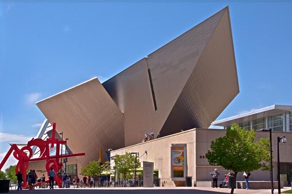Denver Art Museum by maggieh