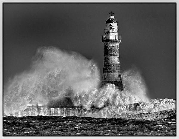 Breaking Wave by john short