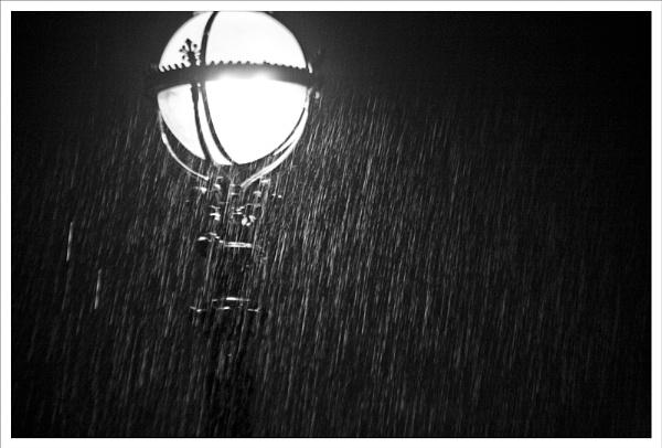 Rain by rontear