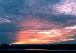 Sunset Heysham