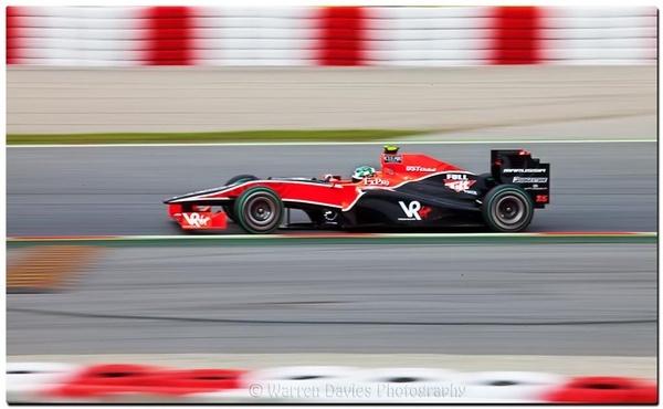 F1 Virgins by WarrenD